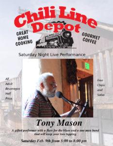 Tony Mason Feb. 9, 2019